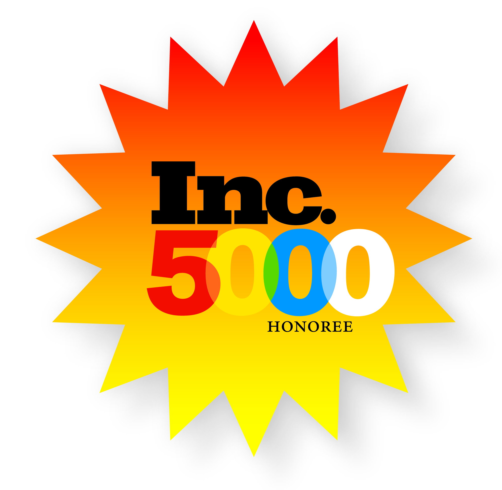 SADA Systems Ranks on 2015 Inc. 5000 List of America's Fastest Growing Private Companies as 8-Time Honoree