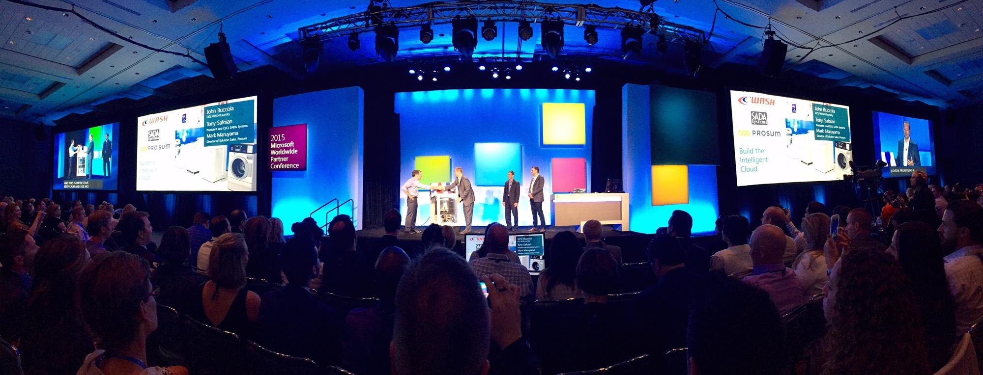 Microsoft WPC 2015 Recap: SADA Takes the Stage